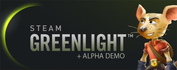 Greenlight ethan